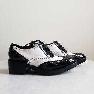 Jeffrey Campbell Acoustic Oxfords NWT